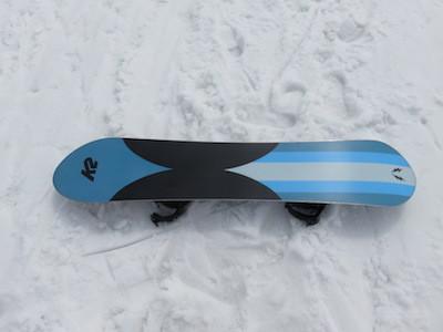 3スノーボードK2 EIGHTY SEVEN