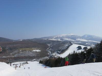 6スノーボード菅平