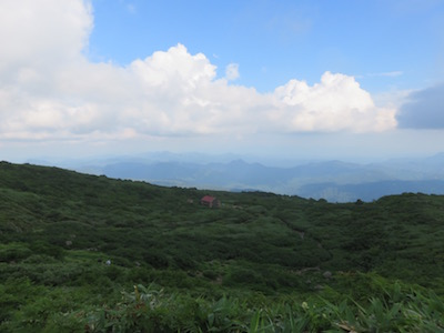 鳥海山33