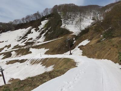 19 関温泉スキー場