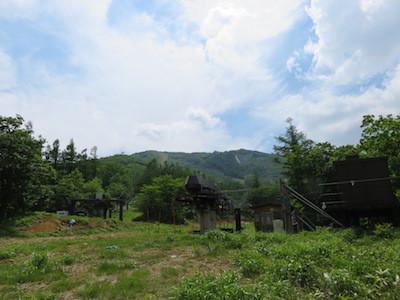33安達太良山