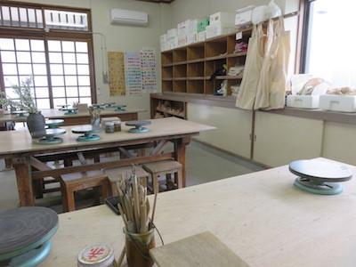 3スノーボード陶芸教室