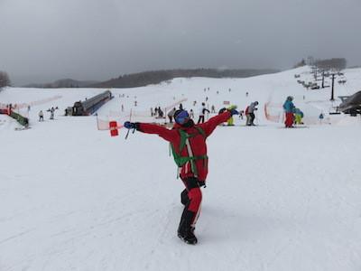 1スノーボード開田高原マイア