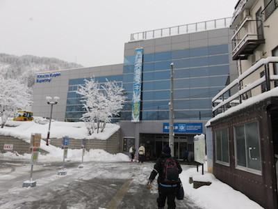 5スノーボード湯沢高原