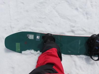4 スノーボードVOLKL AIR LIGHT