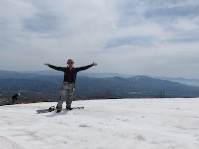1 関温泉スキー場