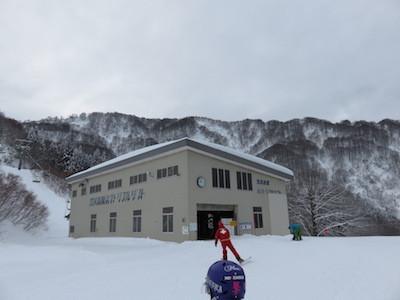10スノーボード湯沢高原