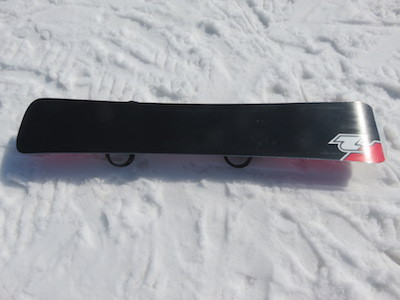 2スノーボードF2 ELIMINATOR PROTO 163
