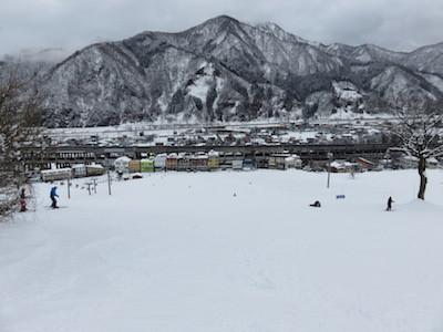 20スノーボード湯沢高原