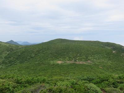 18 百名山那須岳