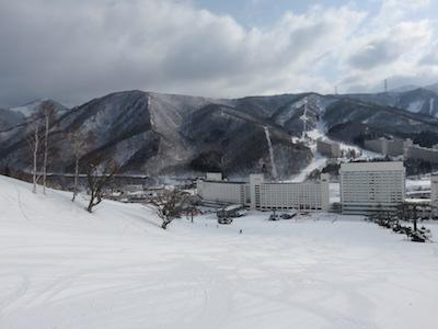 苗場スキー場 9