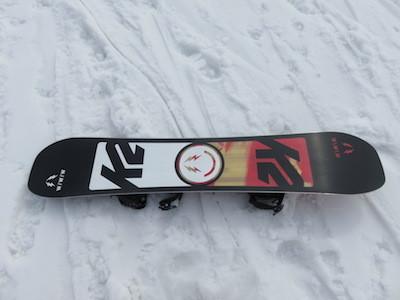 3スノーボードK2 WWW