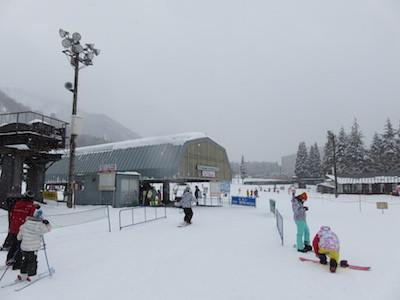 9スノーボード湯沢中里