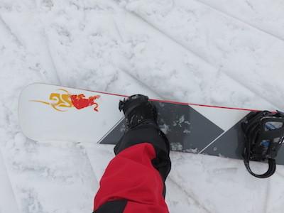 3スノーボードSG FORCE PRO TEAM