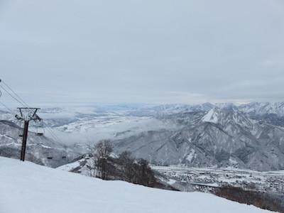 13スノーボード湯沢高原