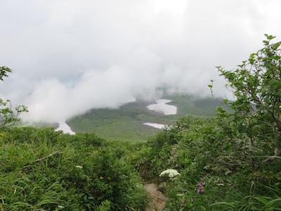 鳥海山28