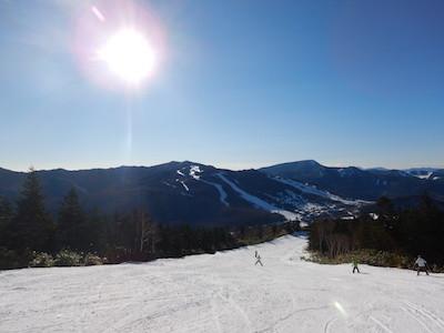 10焼額山スキー場