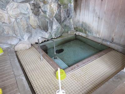 15角間温泉