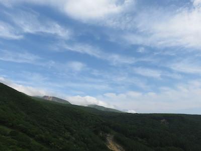 8安達太良山