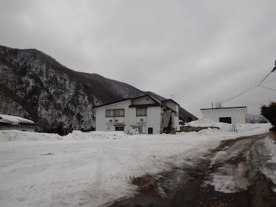 6大穴スキー場