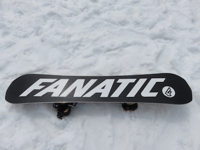 3 FANATIC FTC 156