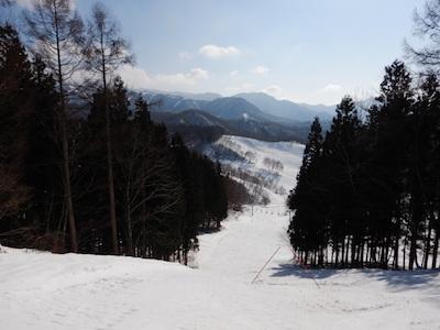 26 水上高原藤原スキー場