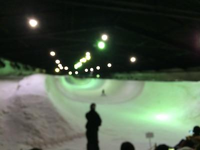 11スノーボードカムイ御坂