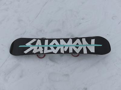 3 SALOMON CRAFT 154