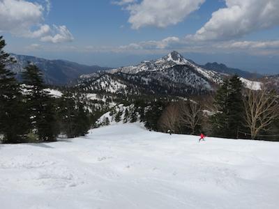 49横手山渋峠スキー場