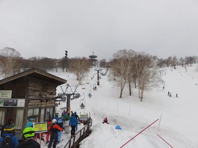 野沢温泉スキー場【試乗会】13