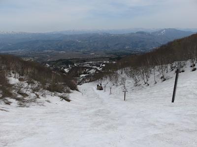 28 関温泉スキー場