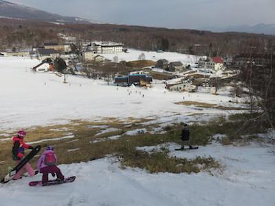40スノーボード菅平