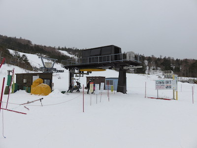 14スノーボードチャオ御岳