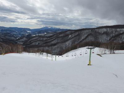 16スノーボードほたか牧場