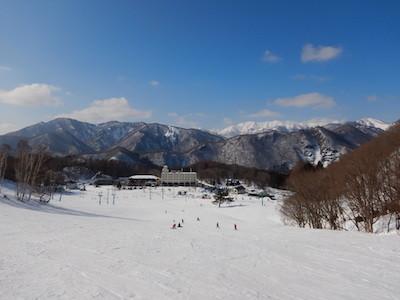 17 水上高原藤原スキー場