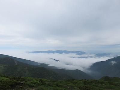 6 百名山那須岳