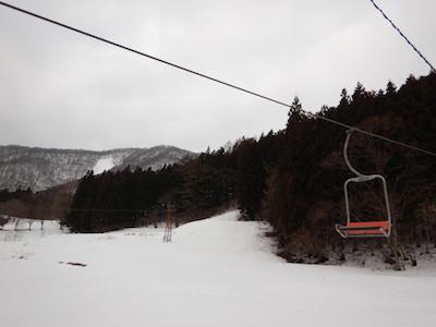 22大穴スキー場