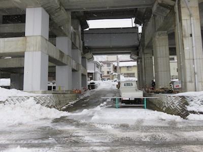4スノーボード湯沢高原