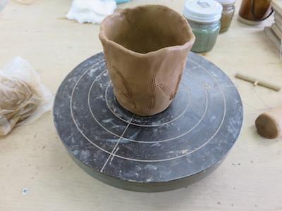 6スノーボード陶芸教室
