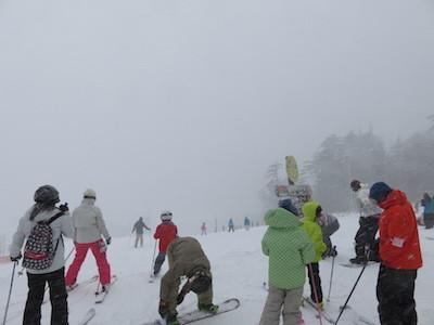 17スノーボードチャオ御岳