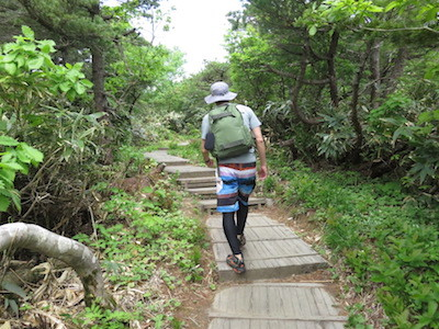 10安達太良山