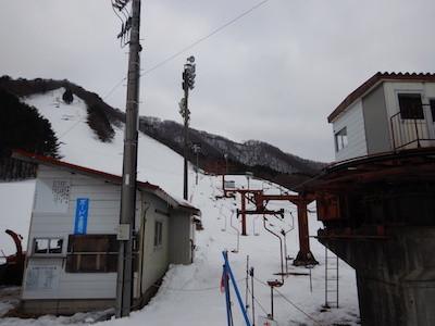 13大穴スキー場