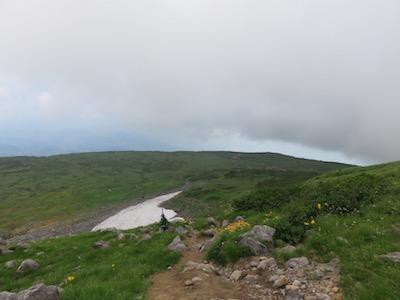 鳥海山30
